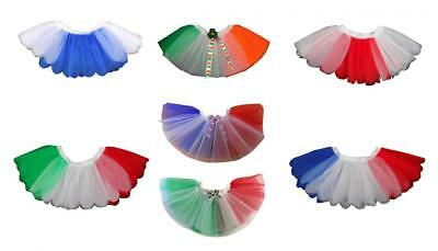 Tutu Skirt England Ireland Scotland Wales Fancy Dress Hen Party Costume Book - Ladies Halloween Costumes Ireland
