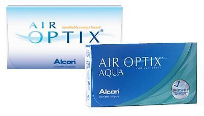 Air Optix Aqua Alcon Monatslinsen Alle Stärken Super Preis!