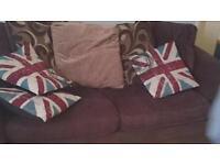 Sofa 3 seater n 2 seater sofa