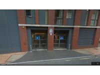 Underground Secure Parking Space To Let £75/month or £800/12 months - Birmingham City Centre