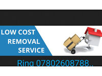 Man in a van, Removals from £10, clearance, Removals, small and big items.