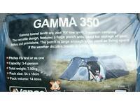 Tent 3 man Vango tent