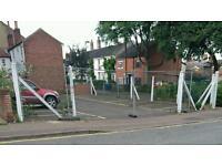 Car parking spaces, 5-10 mins walk city centre