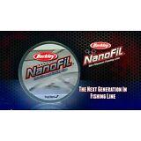 Berkley Nanofil 6 lb 150 yards, Clear Mist,  NEW