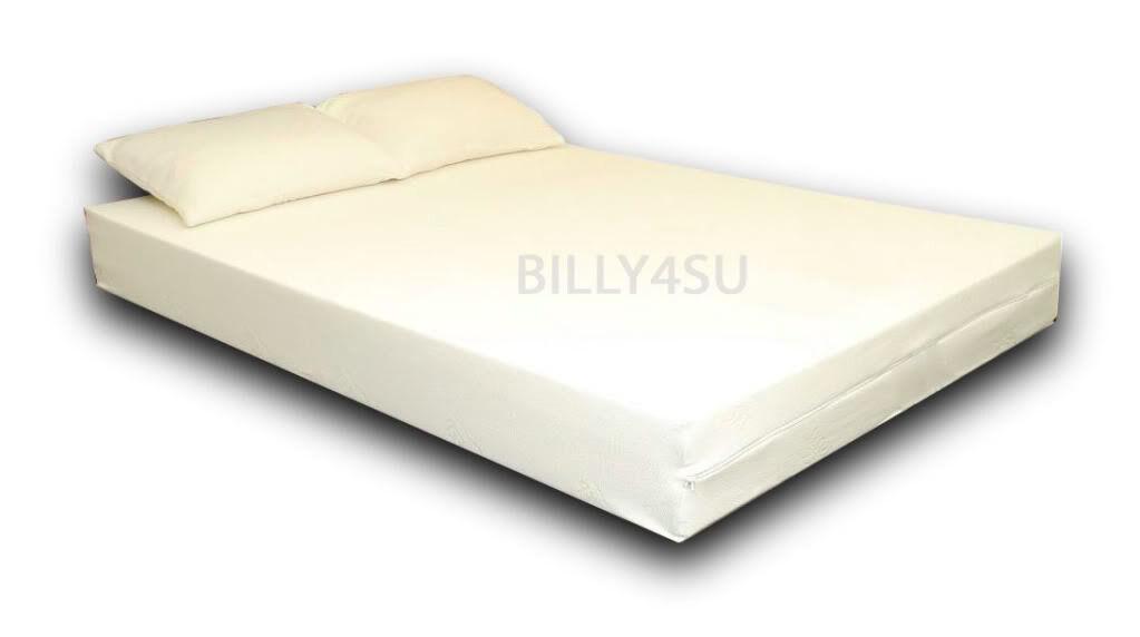 10 inch Double size Visco Elastic Memory Foam Mattress
