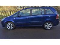 2007 Vauxhall Zafira 1.9 CLUB 5dr Automatic - 12 Months MOT