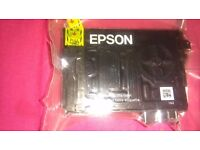 Various ink cartridges for epson printers