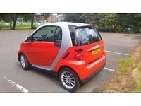 Smart FourTwo Passion 2008