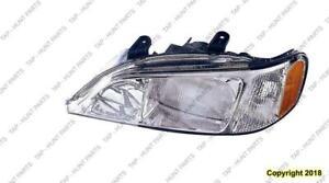 Head Light Driver Side High Quality Acura TL 1999-2001