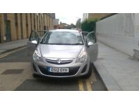 VAUXHALL CORSA 2012,PERFECT CONDITION WITH 2-OWNERS