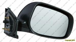 Door Mirror Manual Passenger Side Hatchback Toyota Yaris 2006-2011