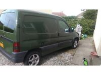2002 citroen berlingo 1.9d many new parts