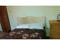 Spacious Double Bedroom with free wifi available for immediate entry in a quiet location!