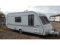 Rallye Compass 4 Berth Caravan for Sale