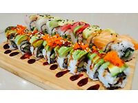 Sushi Chef wanted for a busy vibrant sushi kitchen
