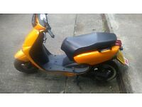 neos 50 upgraded to 100cc