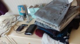 Job lot of items, would suit someone doing a car boot to add to stock all nice items