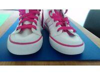 Adidas women shoes size 5