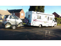 soft top smart car passion and brian james trailer