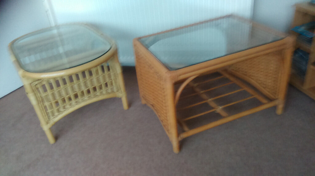 tables for sale ( wickers )
