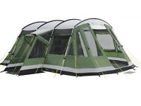 Outwell Montana 600p 6 person / man tent BRAND NEW!!