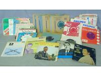 JOB LOT VERY OLD 45rpm RECORDS DECCA, PYE, PARLOPHONE, ORIOLE, ETC.