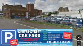 Parking space to rent in Glasgow | Parking in Glasgow | Resident and Commuter parking in Glasgow |