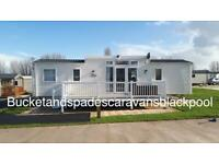 Marton mere haven Blackpool 18/10 mon to Friday £200