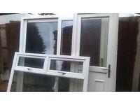 UPVC Sliding patio window, Normal window and door