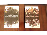 The Walking Dead Compendiums 1 and 2 - Excellent condition