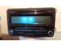 2012 VW Passat ( 1k 0035186AA) Golf Touran etc. CD/Radio player Stereo Unit