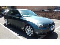 BMW 520d m sport Auto