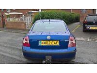 2002 VW passat sport. SWAPS