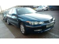 2001 Peugeot 406 LX 4 door, automatic, 2.0L, gaz converter(starts with petrol runs on gaz).