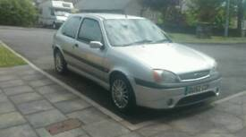 Ford Fiesta zetec s immaculate completely standard