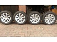"""Citroen C4 Picasso VTR 16"""" Alloy wheels and Tyres"""