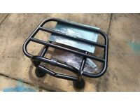 vespa primavera luggage racks (front and rear)