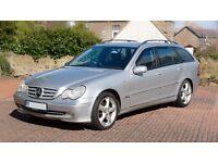 Mercedes C220 CDI Avantgarde Estate
