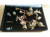9ct gold charms
