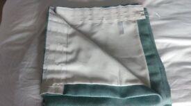Curtains - Eau de Nil colour