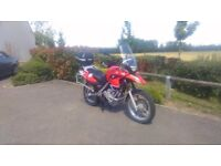 2007 BMW F650GS twin spark, ABS