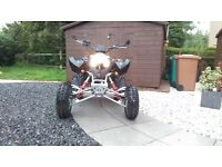2008 Polaris Outlaw 500 irs (Road Legal Quad Bike)