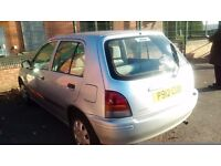 Excellent Toyota Starlet on sale