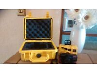 Reefmaster Seelife RC automatic Diving camera with case in excellend condition 3 multi coated glass