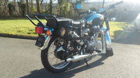 ROYAL ENFIELD 500 BULLET Electric start