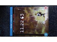 11.22.63 (Blu-Ray) - James Franco, JJ. Abrams, Stephen King
