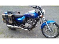 Kawasaki BN125-A3