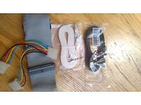 sata internal computer leads,IDE cable,Ethernet cable