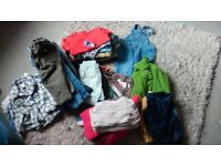 Clothes for 12-18 months boy