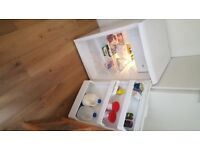 beko fridge small freezer
